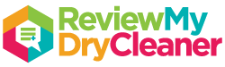 ReviewMyDryCleaner logo