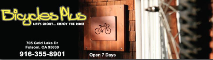 Bicycles Plus - Folsom, CA