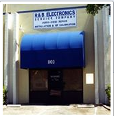 R & B Electronics - Redwood City, CA