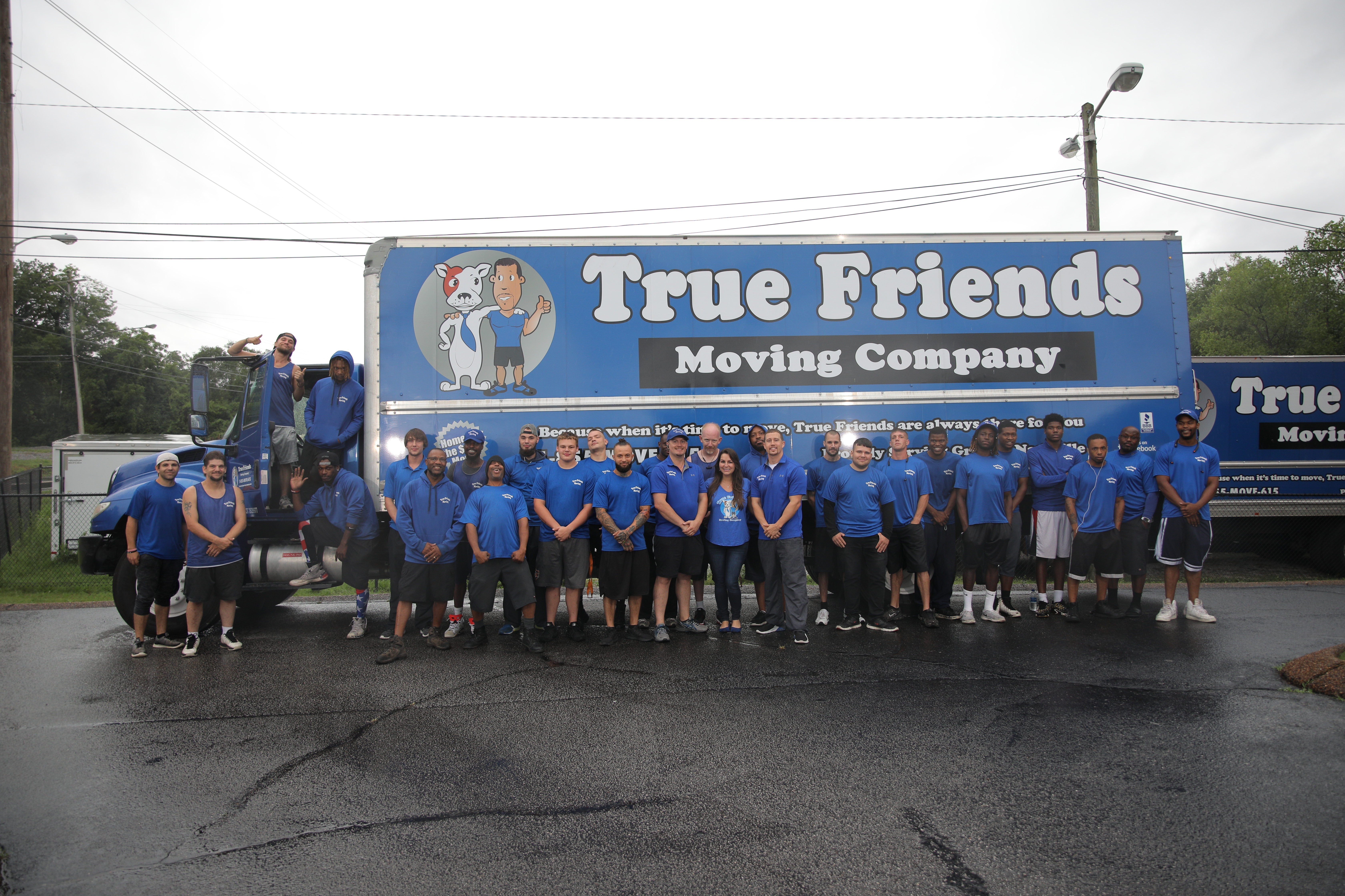 True Friends Moving Company reviews | Movers at 3606 Old Hickory Blvd - Nashville TN