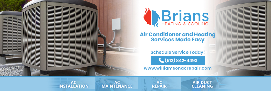 Brian's Heating and Cooling reviews | Heating & Air Conditioning/HVAC at 417 S Ridge Cir - Georgetown TX