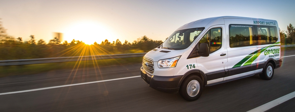 Groome Transportation reviews | Airport Shuttles at 5350 E. Speedway Blvd - Tucson AZ