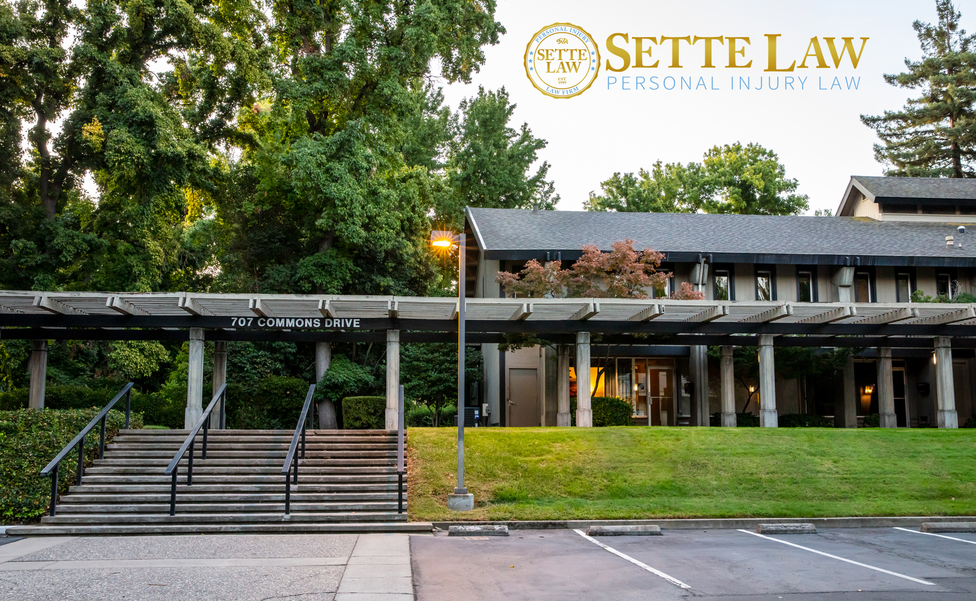 Sette Law reviews | Personal Injury Law at 707 Commons Dr. - Sacramento CA