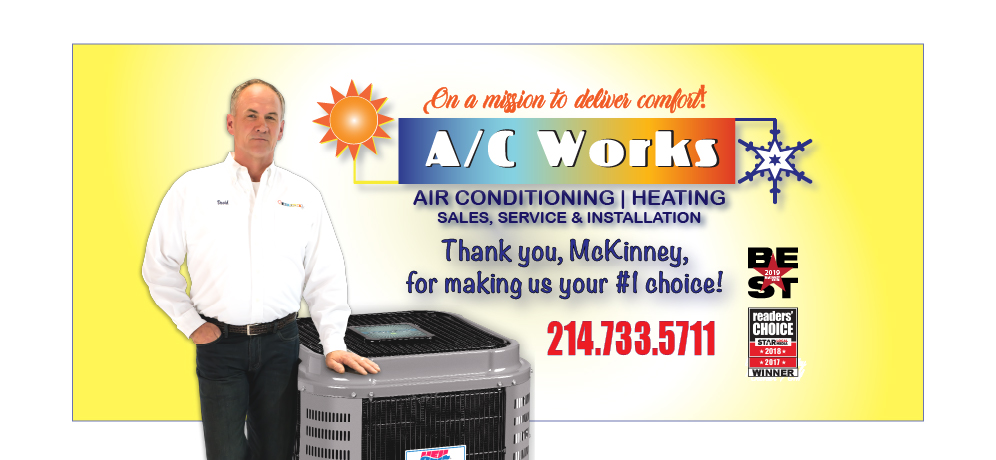 A/C Works reviews | Heating & Air Conditioning/HVAC at 4025 E. University Dr - McKinney TX