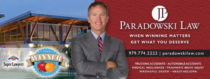 Paradowski Law reviews   Lawyers at 1604 Copperfield Parkway - College Station TX