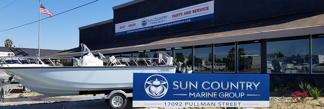 Sun Country Inland, Irvine reviews | Boat Dealers at 17092 Pullman St. - Irvine CA
