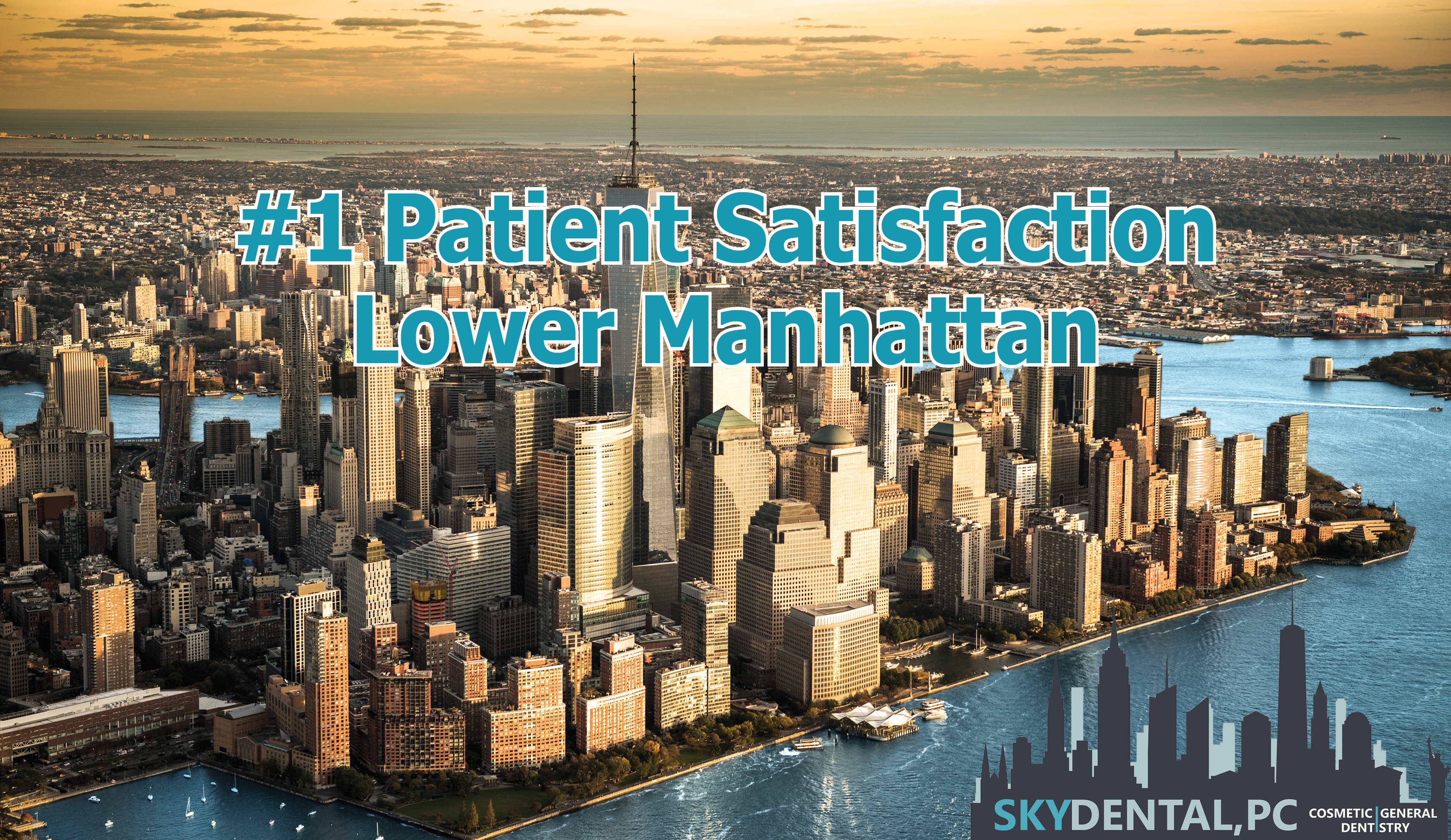 Sky Dental, PC reviews | Cosmetic Dentists at 111 Broadway - New York NY