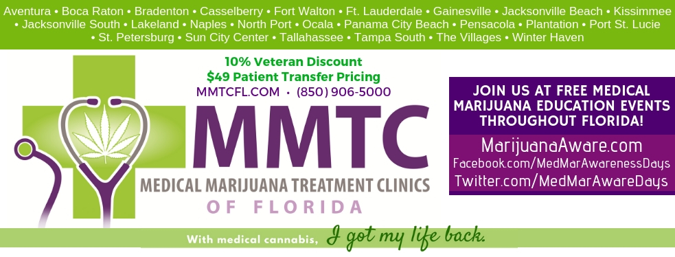 Medical Marijuana Treatment Clinics of Florida - St. Petersburg reviews | Cannabis Clinics at 4743 Central Ave - St. Petersburg FL