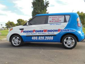 Phoenix Power Window Repair reviews | Auto Glass Services at 11780 N 91st Ave Suite 3 - Peoria AZ