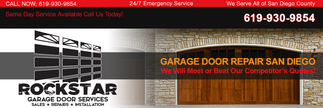 Rockstar Garage Door Services Reviews | Garage Door Services ...