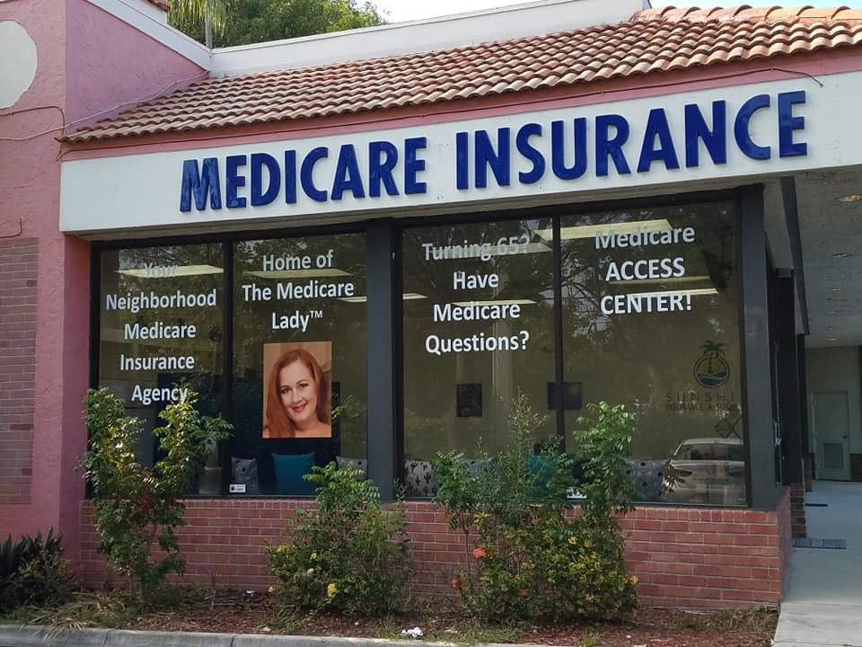 Sunshine Insurance Assoc - Darlene Swaffar aka The Medicare Lady ™ reviews | Health Insurance Offices at 2745 W Hillsboro Blvd - Deerfield Beach FL