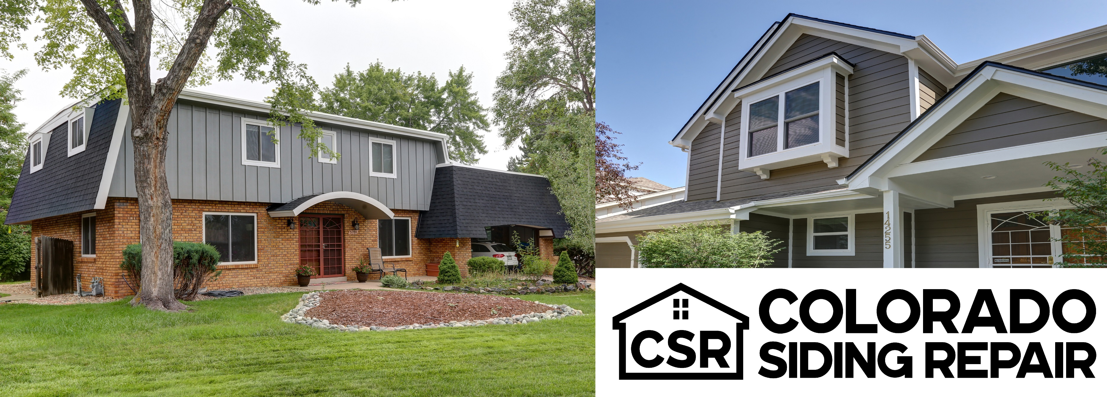 Colorado Siding Repair reviews | Siding at 2514 Champa St - Denver CO