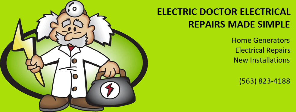 Electric Doctor - The 24 Hr Electrician reviews | Electricians at 1435 Brown St - Bettendorf IA