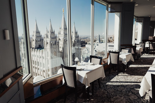 The Roof Reviews Restaurants At 15 E S Temple 10th Floor