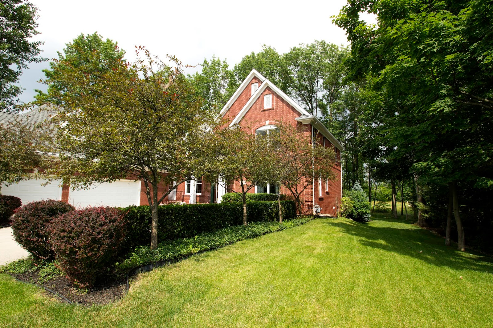 Blue Ring Residential Services reviews | Landscaping at 1425 Community Park Dr - Columbus OH