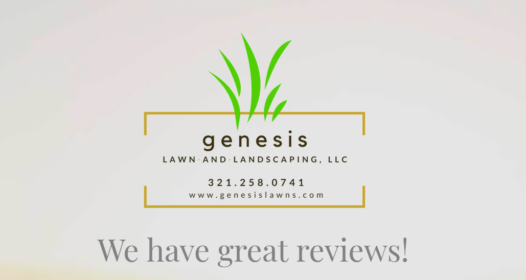 Genesis Lawns reviews | Lawn Services at 3930 Saint Armens Cir - Melbourne FL