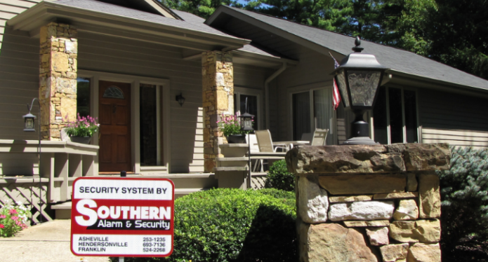 Southern Alarm & Security reviews | Security Systems at 305 South King Street - Hendersonville NC