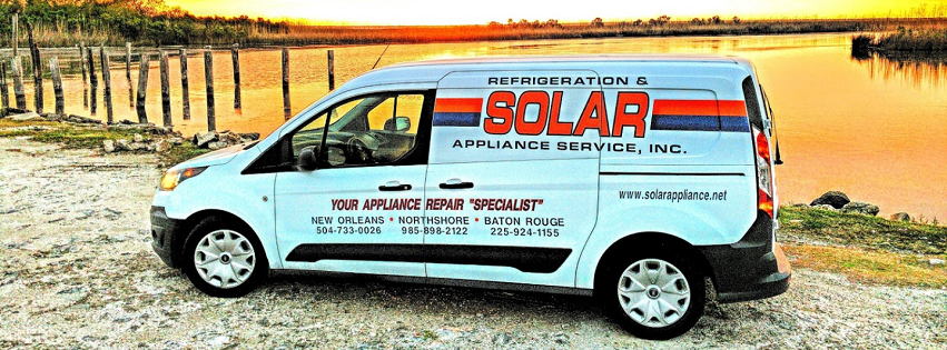 Solar Refrigeration & Appliance Service Inc reviews | Appliances & Repair at 3211 Metairie Rd - Metairie LA