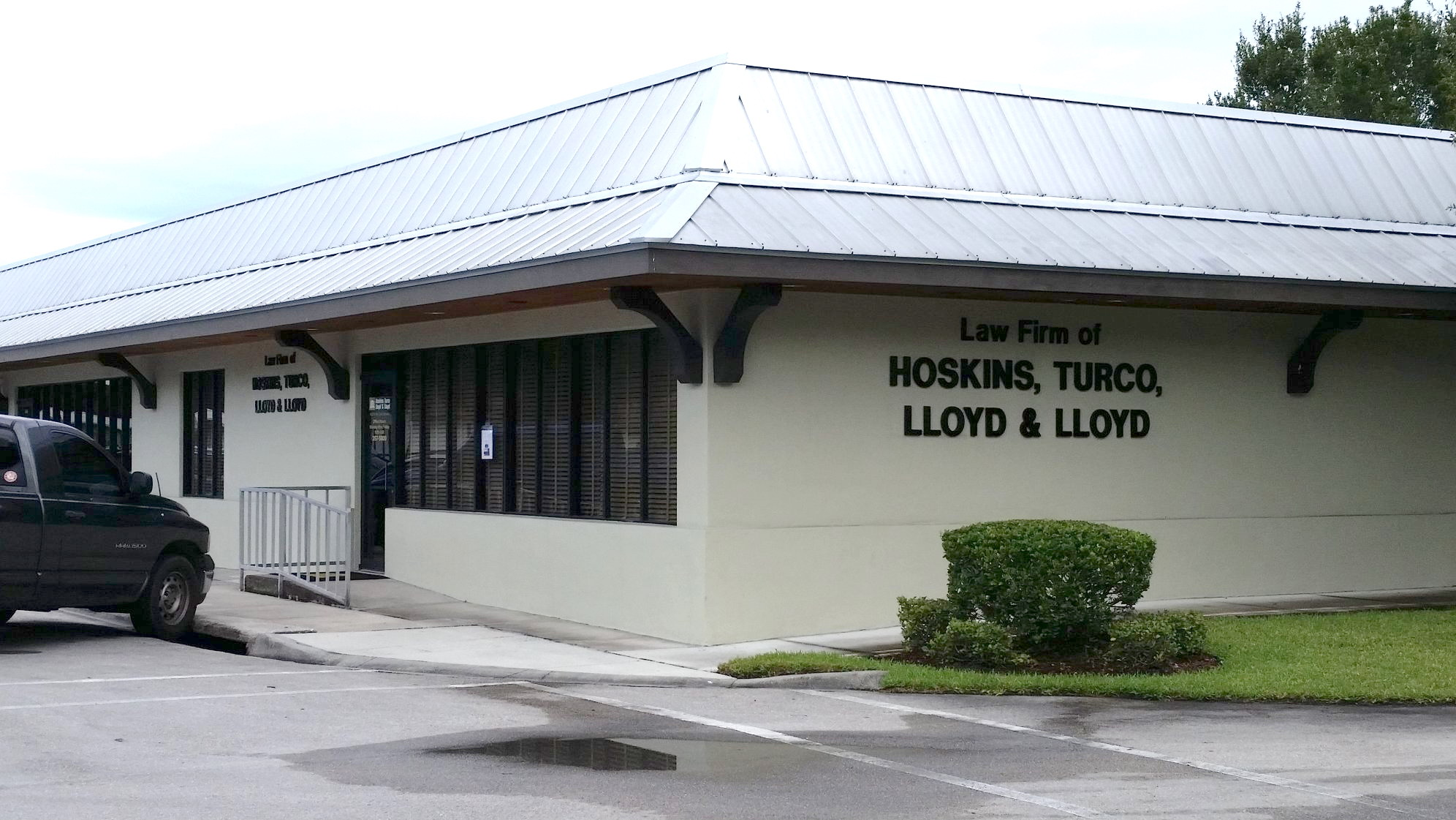 Law Firm of Hoskins Turco Lloyd & Lloyd, Okeechobee reviews | Personal Injury Law at 402 NW 3rd St - Okeechobee FL