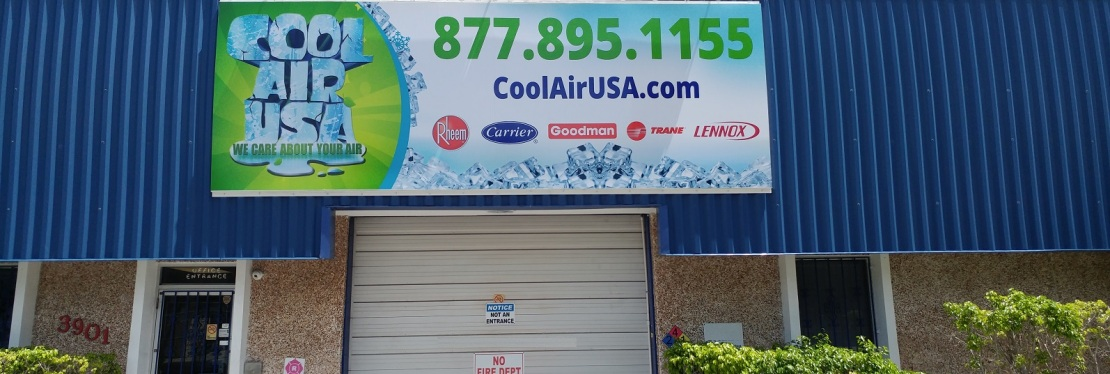 Cool Air USA reviews | Heating & Air Conditioning/HVAC at 3901 NW 16th St - Fort Lauderdale FL