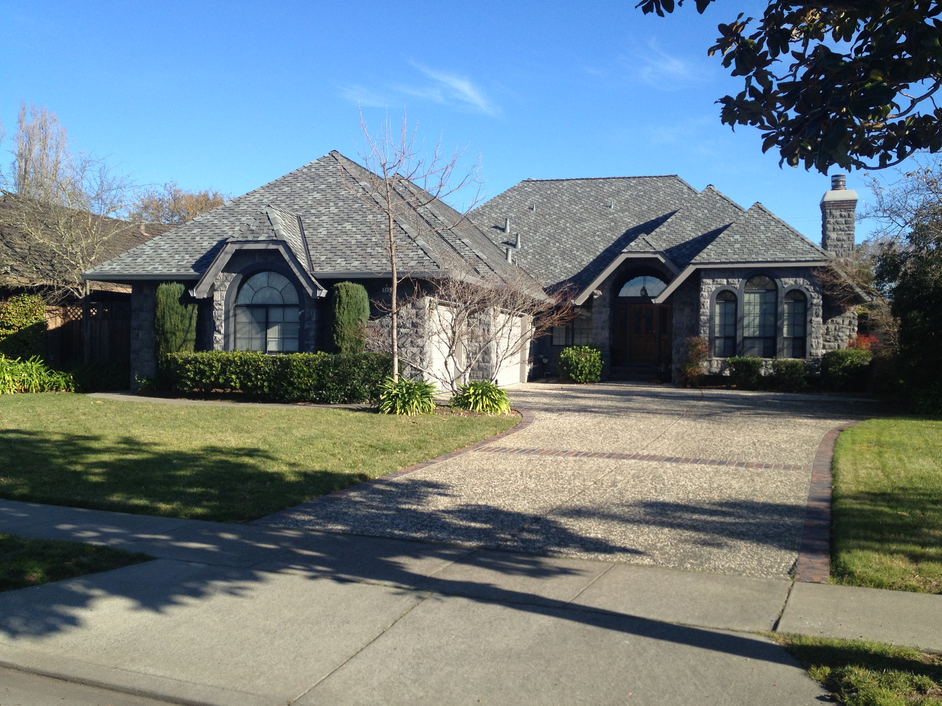 Wine Country Roofing Inc. reviews | Roofing at 2925 Alton Lane - Santa Rosa CA