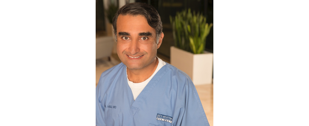 Faisal Haq, MD reviews | Ophthalmologists at 11442 N Central Expy - Dallas TX