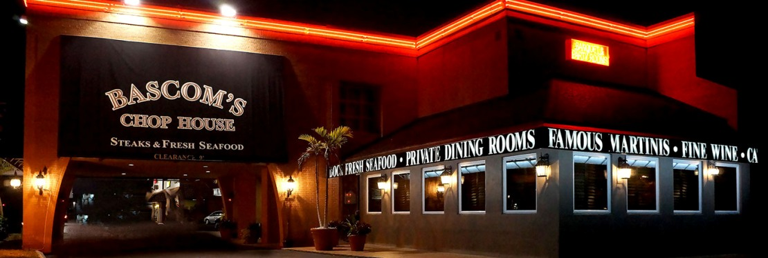 Bascom's Chop House reviews | Steakhouses at 3665 Ulmerton Road - Clearwater FL
