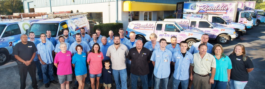 Rinaldi's Air Conditioning Service reviews | Heating & Air Conditioning/HVAC at 15264 E. Colonial Dr. - Orlando FL