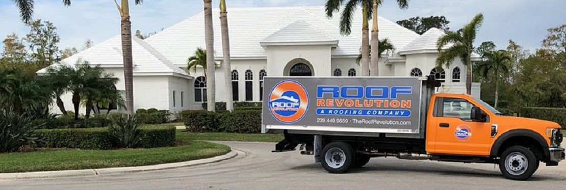 Roof Revolution reviews | Roofing at 4755 Enterprise Ave - Naples FL