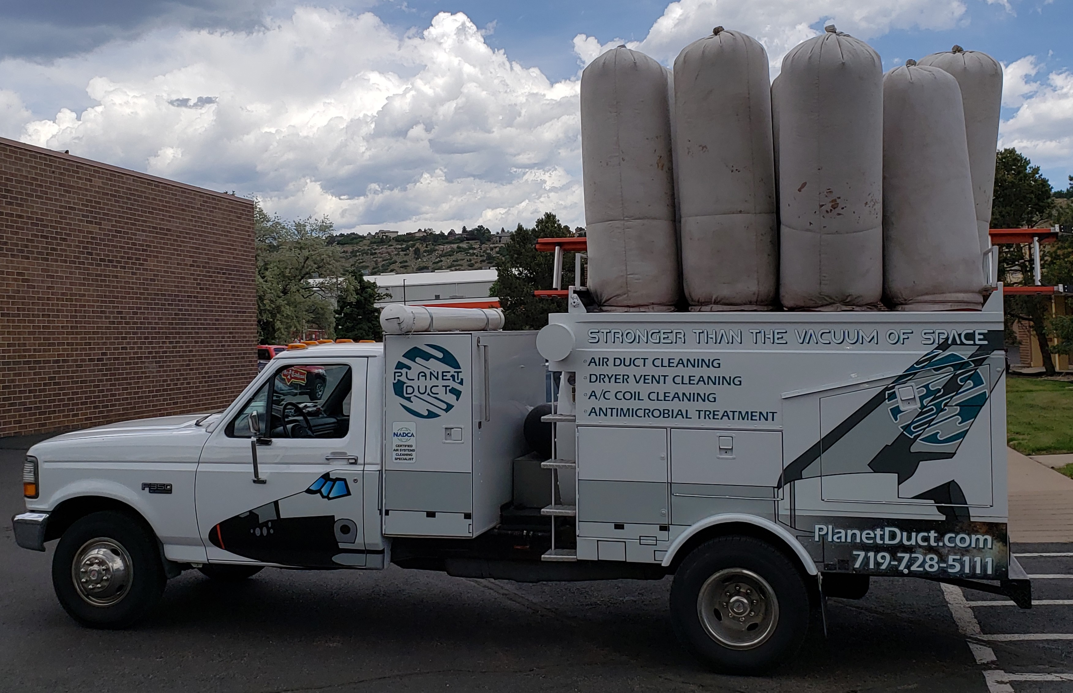 Planet Duct reviews | Air Duct Cleaning at 3328 Adobe Court - Colorado Springs CO