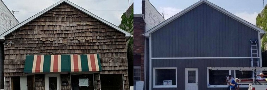 Cornerstone Roofing reviews | Roofing at 611 West 11th Street Suite 5 - Bloomington IN