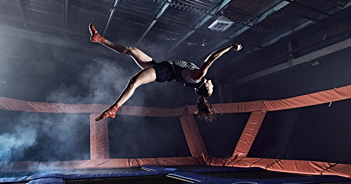 Sky Zone Fort Wayne reviews | Amusement Parks at 401 Fernhill Ave - Fort Wayne IN