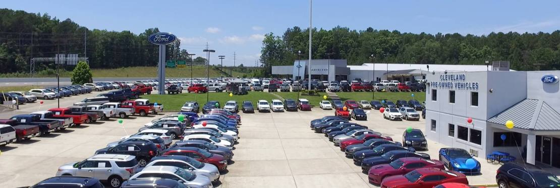 Cleveland Ford reviews | Car Dealers at 2496 S Lee Hwy - Cleveland TN