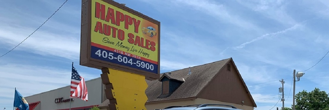 Happy Auto Sales  reviews | Used Car Dealers at 4316 NW 39th St - Oklahoma City OK