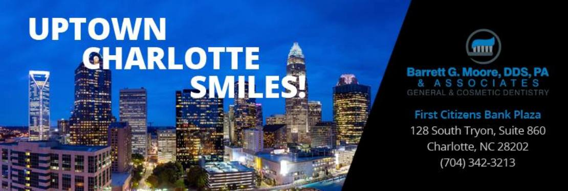 Barrett G. Moore, DDS, PA & Associates reviews | Dentists at 128 South Tryon Street #860 - Charlotte NC