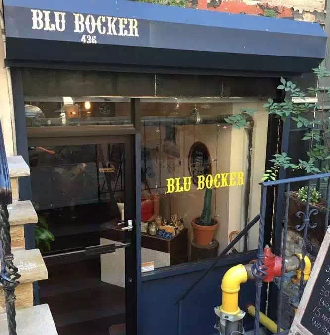 Blu Bocker reviews | Hair Salons at 436 East 75th Street - New York NY