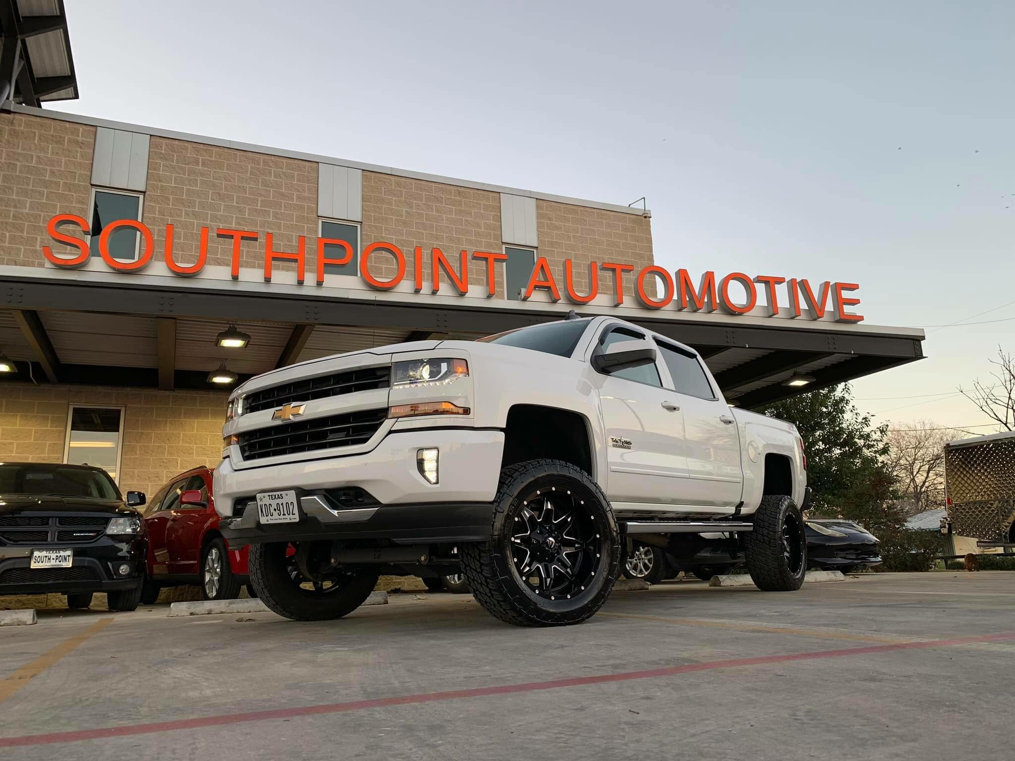 Southpoint Automotive LLC reviews   Used Car Dealers at 6915 IH 35 S - San Antonio TX