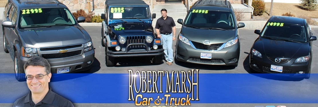 Robert Marsh Car and Truck Sales LLC reviews | Used Car Dealers at 725 E 100 North - Payson UT