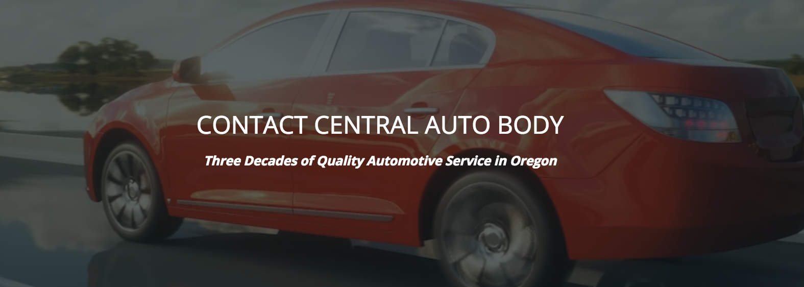 Central Auto Body, LLC reviews | Body Shops at 1040 Industrial Pkwy G - Newberg OR