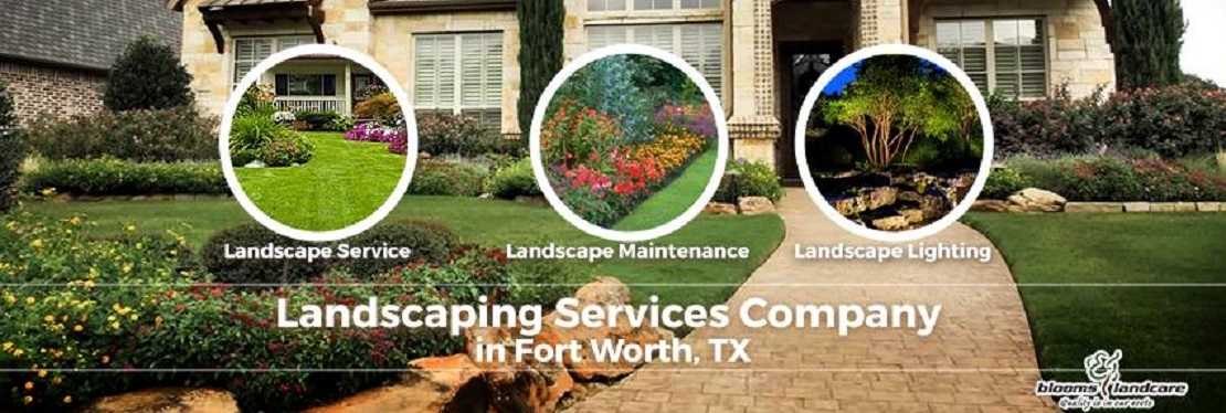 Blooms Landcare reviews   Landscaping at 2830 S Hulen - Fort Worth TX