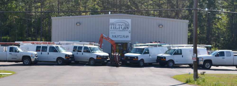 Mike Tilton Quality Plumbing and Heating reviews | Heating & Air Conditioning/HVAC at 9461 Linwood Ave - Shreveport LA