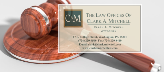 Law Offices of Clark A. Mitchell reviews | Personal Injury Law at 17 S College St - Washington PA