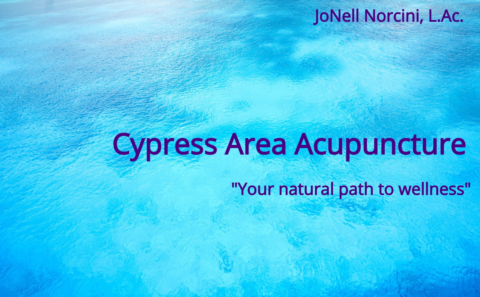 Cypress Area Acupuncture reviews | Acupuncture at 10330-D Lake Road - Houston TX