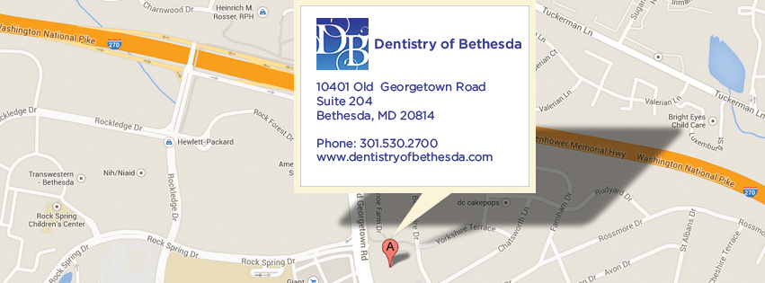 Dentistry of Bethesda reviews | Cosmetic Dentists at 10401 Old Georgetown Road Suite 204 - Bethesda MD