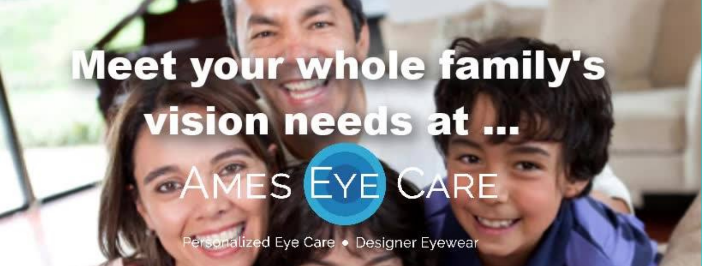 Ames Eye Care reviews | Eyewear & Opticians at 201 10th St - Ames IA