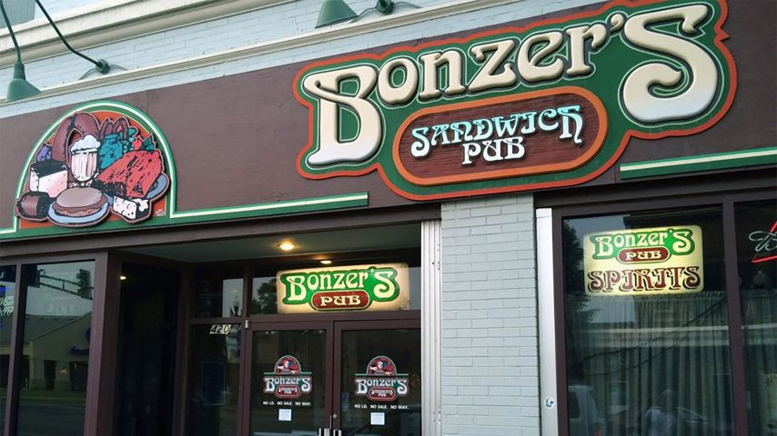 Bonzer's Sandwich Pub reviews | Sandwiches at 420 Demers Ave - Grand Forks ND