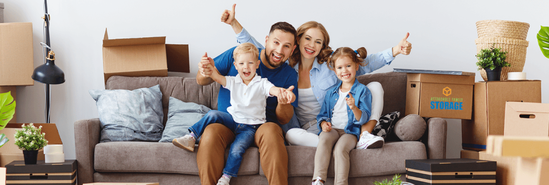 Affordable Family Storage reviews | Self Storage at 10901 E Washington St - Indianapolis IN