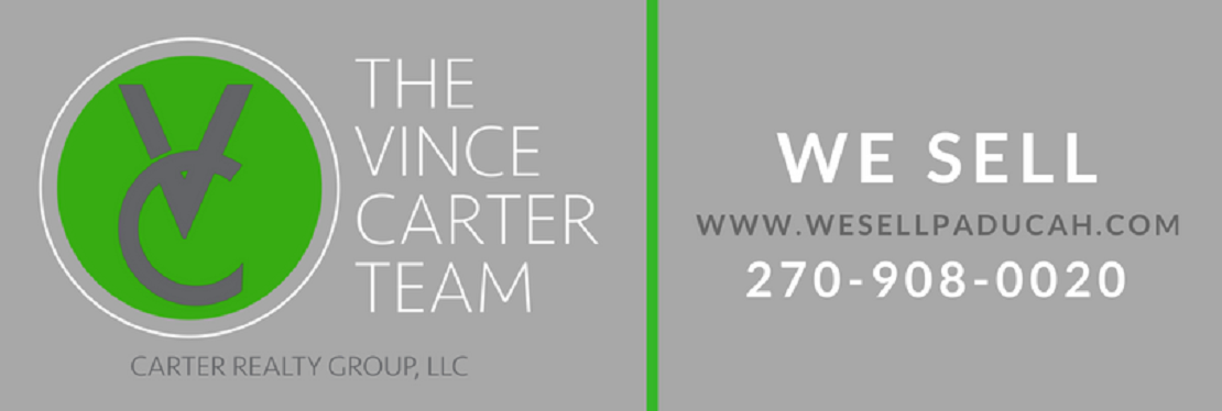 The Vince Carter Team at Carter Realty Group, LLC reviews | Real Estate Agents at 2416 New Holt Rd - Paducah KY