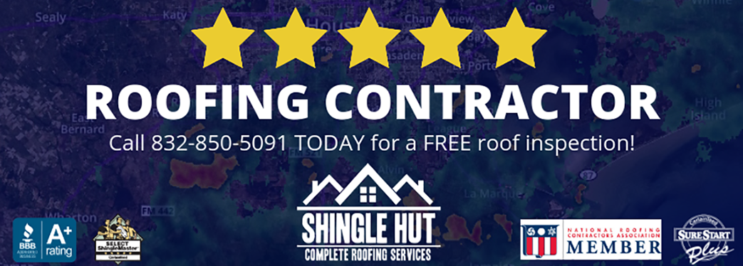 Shingle Hut Complete Roofing Services reviews | Roofing at 16724 Telge Rd - Cypress TX