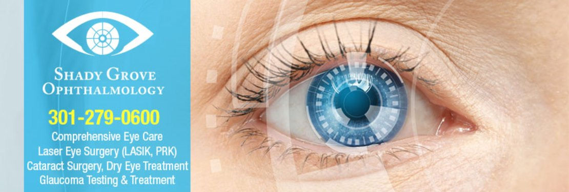 Shady Grove Ophthalmology: Anthony O. Roberts MD reviews   Ophthalmologists at 9715 Medical Center Dr - Rockville MD